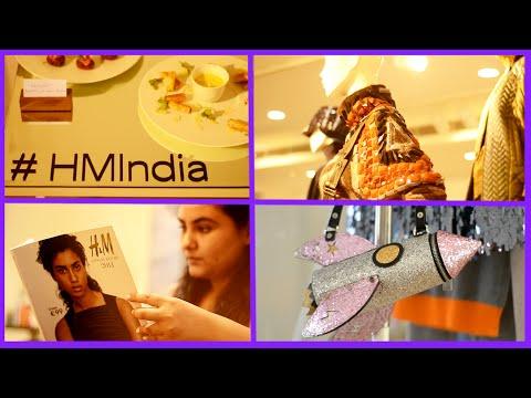 H&M India Press preview {Delhi fashion blogger}