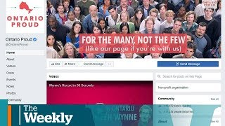 Ontario Proud takes aim at Justin Trudeau | The Weekly with Wendy Mesley