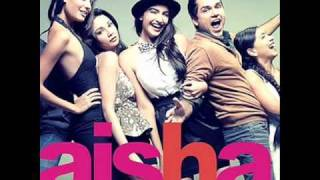 By the way - Aisha.