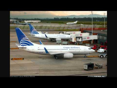 (HD) El Dorado International Airport (Bogota, Colombia)