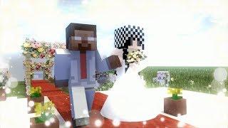 Episode 10: Monster School - Wedding Herobrine with Sadako Meet Baby Heeko - Minecraft Animation