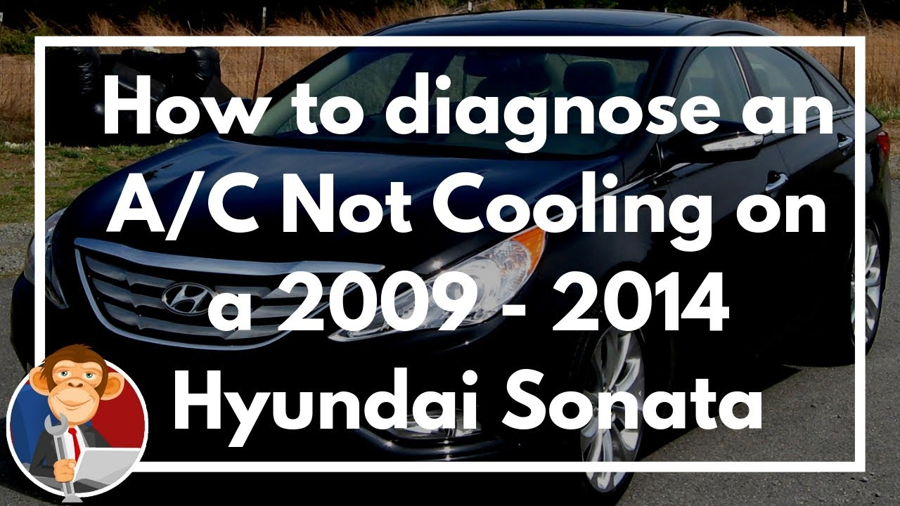 Hyundai Sonata: Air conditioning system operation tips