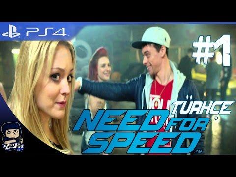 Need For Speed PS4 Bölüm 1 : Ventura Bay'e Hoşgeldiniz ! [ İLK BAKIŞ ]