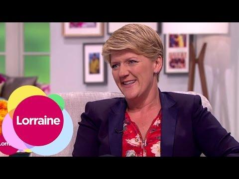 Clare Balding On Women In Sport | Lorraine