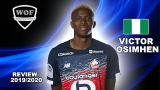 This Is Why Manchester United Want To Sign Victor Osimhen 2020 | Insane Speed, Goals & Assists  Hd