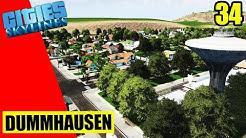 Cities Skylines Sunset Harbor Deutsch | nicht nur für Dumme schön zum wohnen