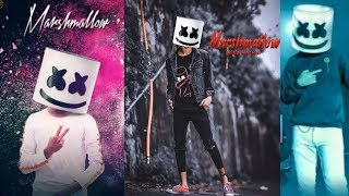 Marshmallow Photo Editing In Picsart 2019 | Marshmallow New Photo Editing Concept | Marshmallow |