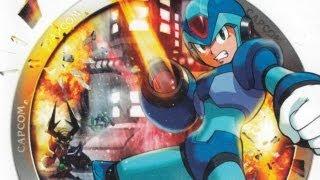 CGRundertow MEGA MAN MAVERICK HUNTER X for PSP Video Game Review
