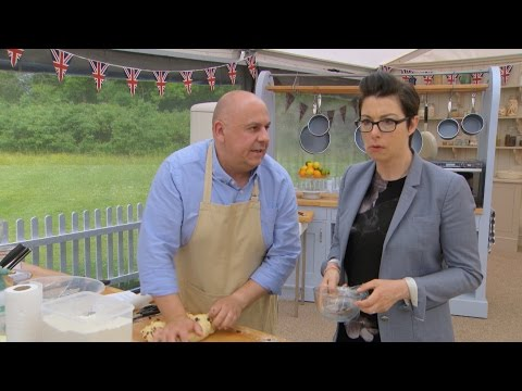 Luis is missing a key ingredient - The Great British Bake Off: Series 5 Episode 8 Preview - BBC One