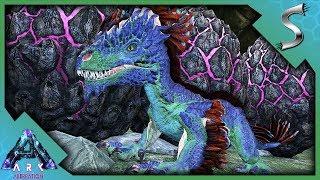 STEALING A MAX LEVEL ROCK DRAKE EGG! ROCK DRAKE RAISING! - Ark: Aberration [DLC Gameplay E37]
