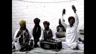 "Song ""Kardo Kardo Beda Par"" by Langa, Rajasthan India : An extract from ""The Rajasthan"" DVD"