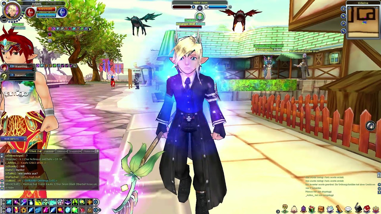 Magier Online Game