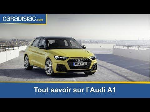 Audi A1 : tout ce qu'il faut savoir