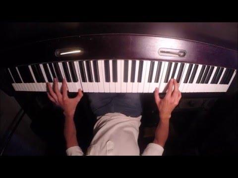 Muse - Citizen Erased (piano cover)