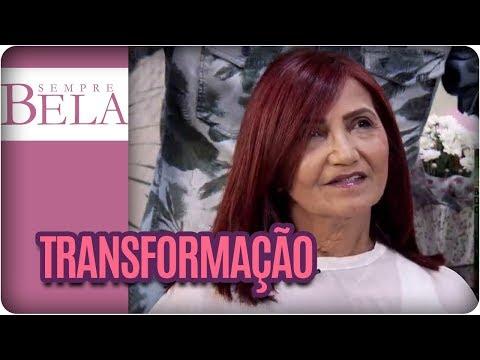 Transformação  Liss Me Com Sylvio Rezende - Sempre Bela (10/09/17)