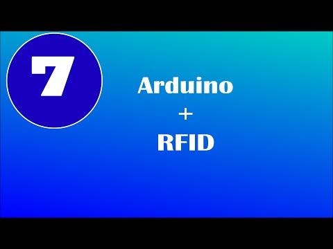 Arduino + RFID