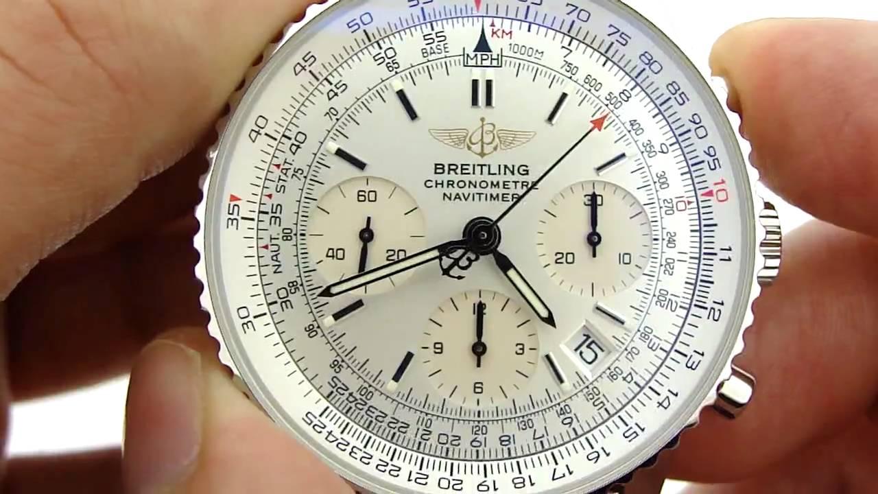 Breitling Navitimer A2332212 G532