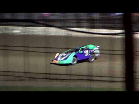 CrazyJohn Videos Portsmouth 8/18/18 Limited late model heat One