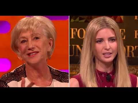 H8ful Hollywood Actress Slams Ivanka Trump 'There's No Substance'