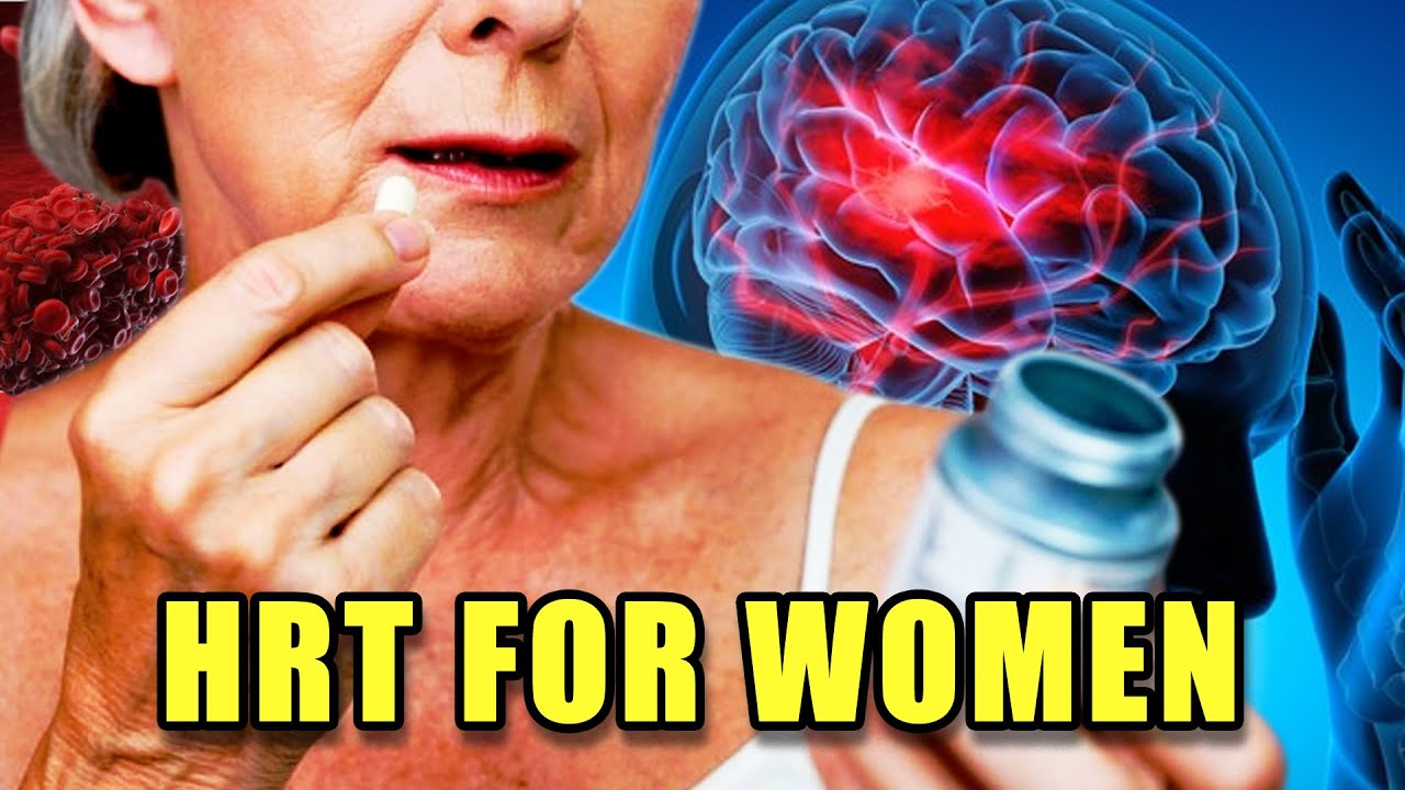 YOUR MOM NEEDS TO WATCH THIS - How To Do Women's HRT WITHOUT Increasing Risk Of Blood Clots