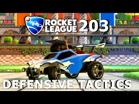 Rocket League 203 - Defensive Tactics