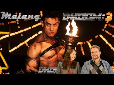 Malang (DHOOM 3) Music Video - Reaction and Review