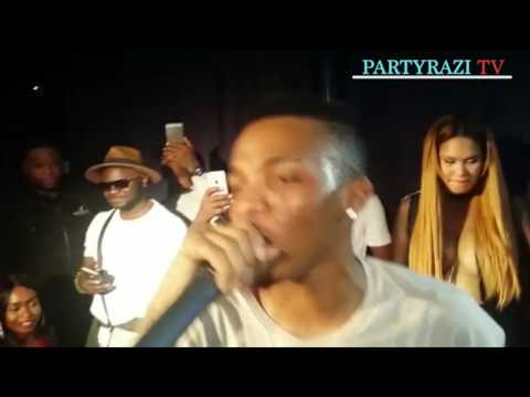 TEKNO LIVE PERFORMANCE IN AMSTERDAM,Netherlands.