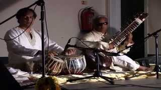 Baluji Shrivastav: Rag Charukeshi in Lyrics of Solitiude by Saudha
