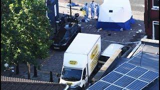London Terrorist Runs Over Crowd Of Muslims
