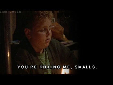 Youre Killing Me Smalls The Sandlot Youtube