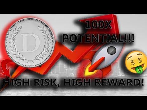 *100X POTENTIAL!!!* LOW MARKET CAP COIN!!! - HIGH RISK, HIGH REWARD - DC