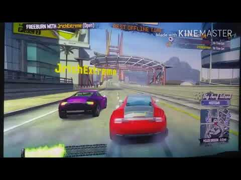 Selectable Traffic, Boost Type, And More. PS3 Burnout Paradise Mod