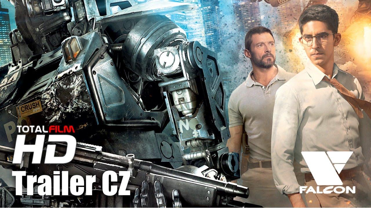 Chappie (2015) CZ HD oficiální trailer