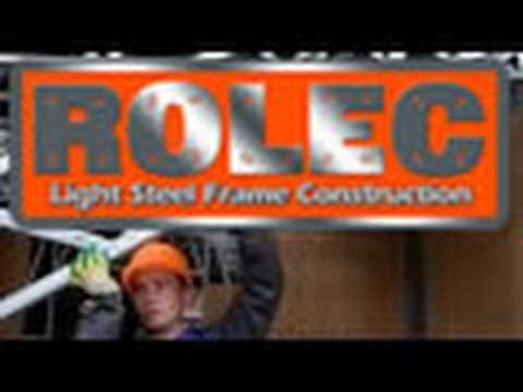 Steel Frame Homes Athlone ROLEC CONSTRUCTION Cape Town Kaapstad SA