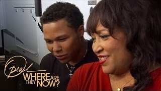 Jackée Harry on Adopting Her Son | Where Are They Now? | Oprah Winfrey Network