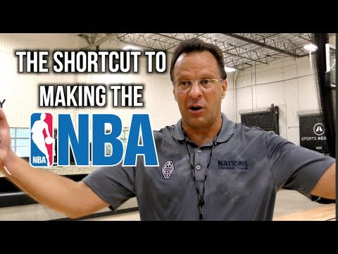 THE SHORTCUT TO PLAYING IN THE NBA!! Legendary Coach Tom Crean Interview At adidas Nations