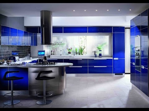 Кухня модерн - современный стиль модерн на кухне