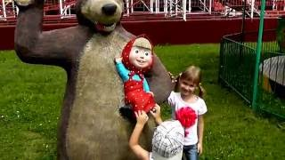 видео Парки аттракционов в Барнауле