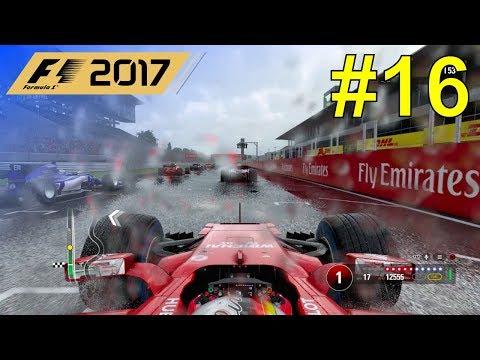 F1 2017 - Let's Make Vettel World Champion Again #16 - 100% Race Japan