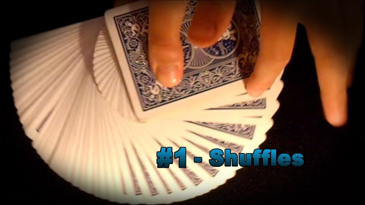 card handling skills tutorial shuffles card handling skills tutorial 1 shuffles