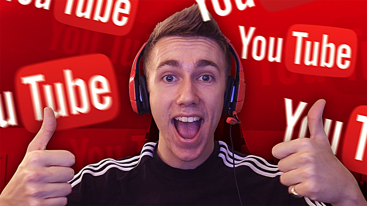 BECOMING A YOUTUBER! Youtubers...