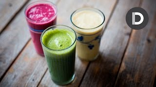 My Top 3 Smoothie Recipes...
