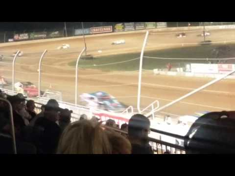 UMP Modifieds Feature Part 2/2  Lawrenceburg Speedway