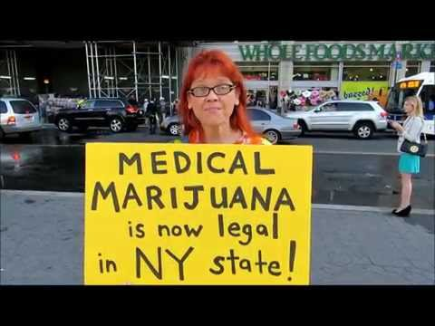Legalization of Medical Marijuana in New York