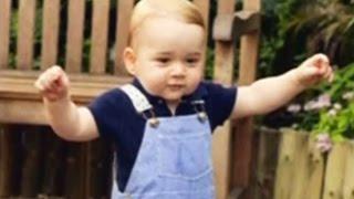 Королевская семья Великобритании готовится к первому дню рождению принца Джорджа (новости)(http://www.epochtimes.ru 22 июля сын герцога и герцогини Кембриджских, принц Джордж празднует своей первый день рождени..., 2014-07-20T11:05:42.000Z)