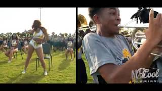 Old Town Road by lil Nas X - New Orleans All-Star Marching Band - Summer Band Jam BOTB 2019