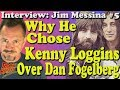 Capture de la vidéo Why Jim Messina Picked Kenny Loggins Over Dan Fogelberg - Interview