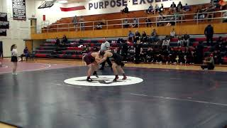 Michael Johnson vs Barry Goldwater (195lbs)