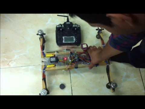 Quadcopter 2014 alexandria university egypt