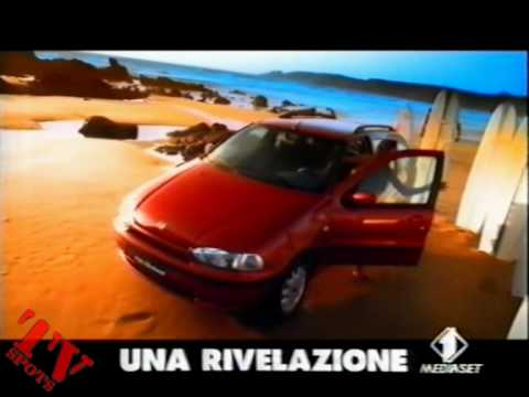 FIAT - Palio Weekend (1997) - TV SPOTS